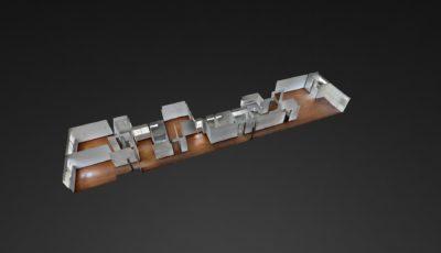 Tudela Y Varela 203 3D Model