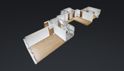 Edificio Parque Paititi 3D Model