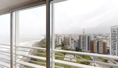 Enrique Alemán – Departamento Vista al Mar, Miraflores 3D Model