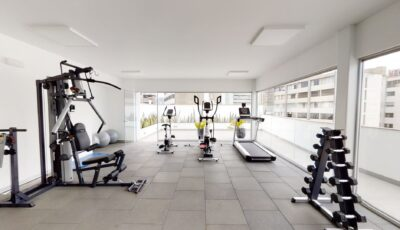 Casa Colón Gym 3D Model