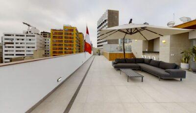 Casa Colón Terraza 3D Model